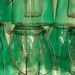 Pots de verre