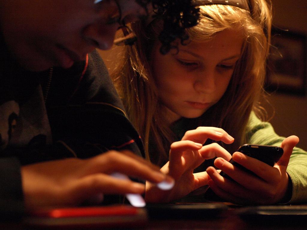 Enfants du numérique
