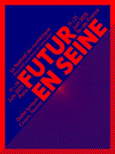 Affiche Futur en Seine